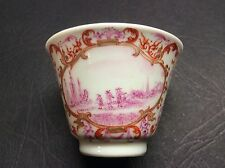 18th Century Chinese Miniature Tea Bowl / Cup