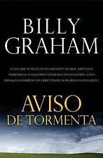 Aviso de tormenta (Spanish Edition), Graham, Billy, New
