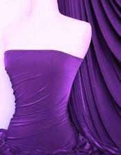 Silk touch stretch jersey lycra fabric Light purple Q53 LTPPL
