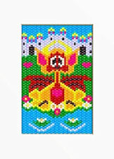 Baby Dragon Pony Bead Banner Pattern