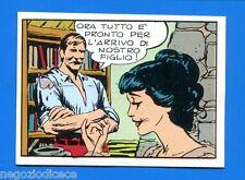 TARZAN DELLE SCIMMIE - Cenisio 1973 - Figurina-Sticker n. 10 -New
