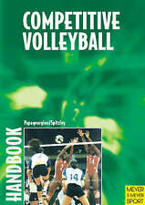 Handbook for Competitive Volleyball-ExLibrary