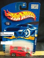 HOT WHEELS 2001 #119 -2 SHO STOPPER 01CA PR 5 CHINA