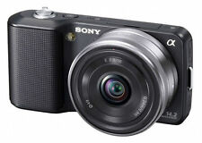 Sony Alpha nex-3ab 14,2 MP Fotocamera Digitale-Nero (chassis)