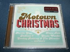 NWT Motown Christmas (CD, 2014, Allegro) ~Target Exclusive~