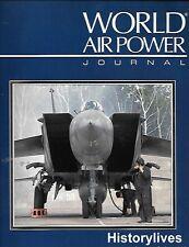 World Air Power Vol 20 F-117 Bandit Saab JAS 39 Gripen F-14 Tomcat Tracor F-100F