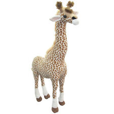 "NIC NAC  22"" (56cm) BABY NURSERY JUNGLE SAFARI ZOO GIRAFFE STUFFED ANIMAL TOY!"