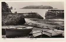 Boats In The Cove, MULLION, Cornwall  RP