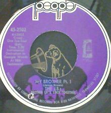 Funk 45 The JB's My Brother (Let's stick together) Pt. 1&2 People 2502