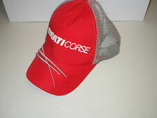 CASEY STONER HAND SIGNED DUCATI TRUCKER CAP UNFRAMED + PHOTO PROOF C.O.A
