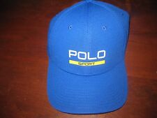NWT MENS RALPH LAUREN POLO SPORT perFORMANCE BASEBALL CAP ONE SIZE FIT ALL