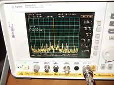 Agilent 8562EC Spectrum Analyzer, 30Hz-13.2GHz