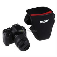 Soft Camera Bag Pouch Case for Nikon D40 D60 D3000 D3100 D700 D7000 18-105 lens