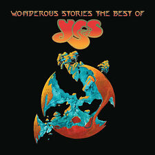Yes WONDEROUS STORIES Best Of 20 Songs ESSENTIAL COLLECTION New Sealed 2 CD