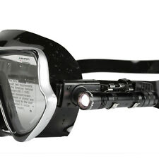 AQUATEC Underwater Led Headlight For Scuba Diving - Clip on mask strap LED-1700