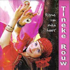 Tineke Rouw-Ritme Van Mien Haart cd single