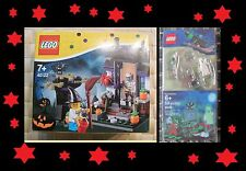 Lego 40122 Halloween set dulce o travesura & 850487 Halloween monstruo Fighters