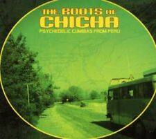 Roots Of Chicha: Psychedelic Cumbias (2009, CD NEUF)