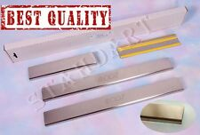 PEUGEOT 4007 2007-12 4pcs Stainless Steel Door Sill Guard Cover Scuff Protectors