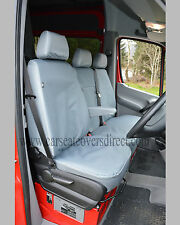 VW VOLKSWAGEN CRAFTER FULLY TAILORED EXTRA HEAVY DUTY VAN SEAT COVERS