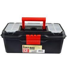 """13 """"Maestro Boîte à outils avec poignée / polyvalent / plastique box / boîte de rangement bricolage te451"""