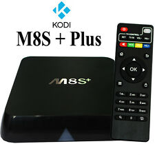 M8S PLUS M8S+ 2GB 8GB Amlogic S812 Quad Core KODI 1000M Ethernet 5G WIFI TV BOX