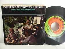CREEDENCE CLEARWATER REVIVAL Travellin band FANTASY 637