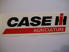 2 X CASE AGRICULTURE  STICKERS   POWER STROKE TRACTOR 4X4 QUAD FARMERS VEHICLES