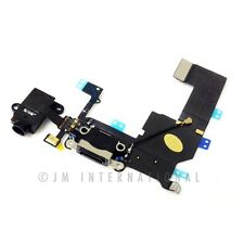 OEM iPhone 5C Black Dock Connector Charger Charging Port  Repair Part USA Seller