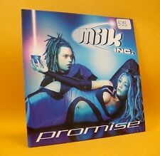 Cardsleeve Single CD MILK INC. Promise 2TR 1999 eurodance