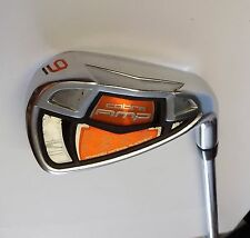 Cobra  Amp 9 Iron Dynalite 90 R Steel Shaft Black Widow Grip