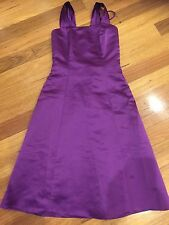 Purple patch Myer dress size 12 purple formal party very elegant dress rrp$299