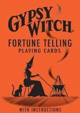 Gypsy Witch Fortune-Telling Cards by U.S. Games(Miscellaneous print)