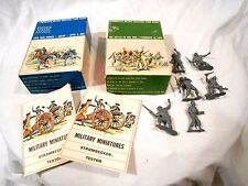 Strombecker Military Minatures Battle of Iwo Jima & Civil War Charge