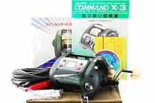 [Like New] Miya Epoch Command X-3 Big Game Electric Reel from Japan #160