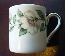 Crown Staffordshire Christmas Roses Coffee Espresso Demitasse Cup several avail