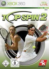 Top Spin 2 Tennis für Xbox 360 Neu/Ovp