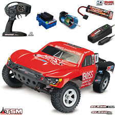Traxxas 1/10 Slash VXL Brushless 2WD Short Course Truck RTR TSM TQi iD #9 Hord