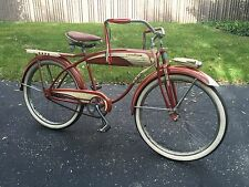 1950's Goodyear Double Eagle Tanker Bicycle