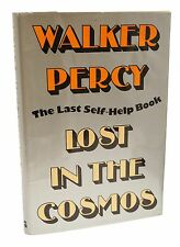 Lost in the Cosmos First Edition Walker Percy 1st Printing 1983 Book