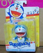 "DORAEMON GADGET CAT FROM THE FUTURE 4"" VINYL FIGURE BANDAI NIP #smay15"