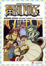 One Piece: Season Seven - Voyage Three (DVD, 2015, 2-Disc Set)