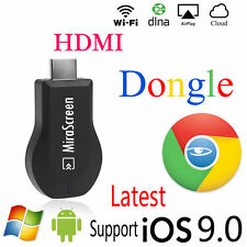 HDMI WIFI Dongle Adapter Mirascreen For iPhone 6 6S Plus iOS 9.0 Samsung Android