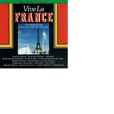 The Strings of Paris Conducted by Jean Paul de La Tour - Vive la France RAR!