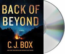 Back of Beyond by C. J. Box (2011, CD, Unabridged), Nine CDs