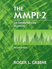 MMPI-2: An Interpretive Manual (2nd Edition) by Greene, Roger L.