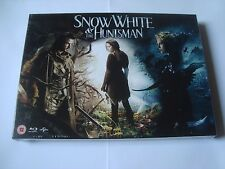 SnowWhite and the Huntsman & Blu-Ray SteelBook LIMITED BoxSet + book NEW&SEALED