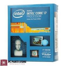Intel Core i7-5820K 6-Core Haswell Desktop Processor 3.3GHz 15MB LGA2011-v3 CPU