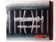 2CD Vitamina h - Fuga da accatrax REXANTHONY MARIO PIU' TONY H SIGILLATO SEALED