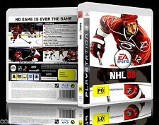 (PS3) NHL 08 / 2008 (PG) (Sports: Ice Hockey) Guaranteed, Tested, Australian